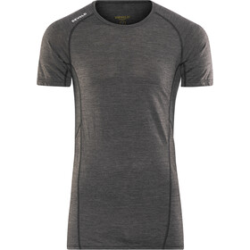 Devold Running T-Shirt Heren, anthracite